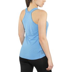 Salomon XA Koszulka do biegania bez rękawów Kobiety niebieski
